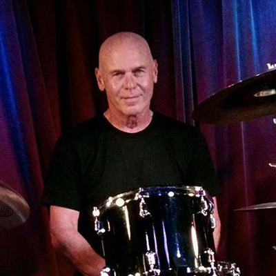 Mick Mestek - Drums